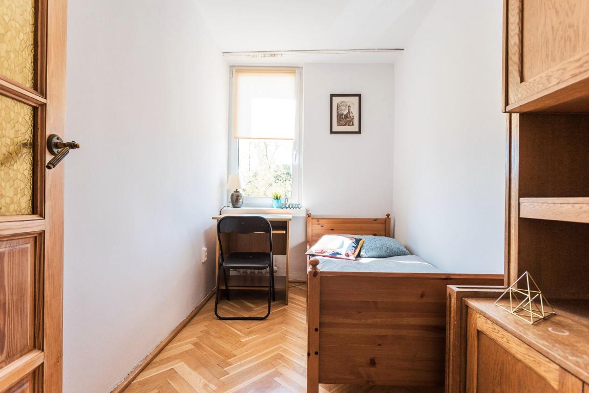 Single room no2 at Bruna 34